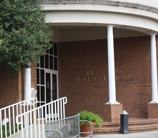 Brewton Public Library Re-Opened